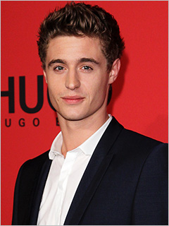 Entertainment weekly caught the exclusive that max irons will play