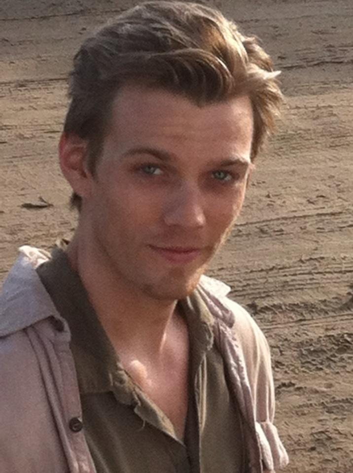 And Happy Thanksgiving to all Jake Abel 2012