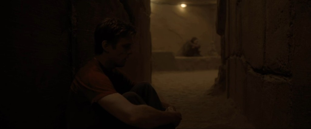Ian and Wanda in Cave