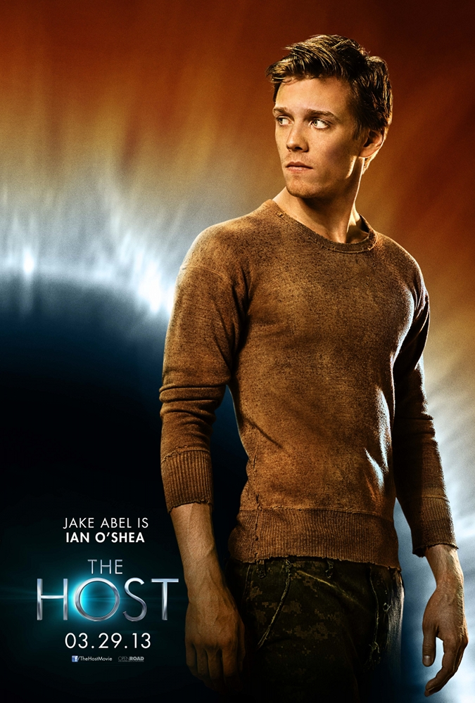 The Host Ian Character Poster