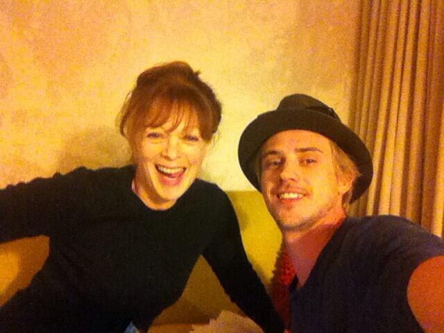 Frances and Boyd