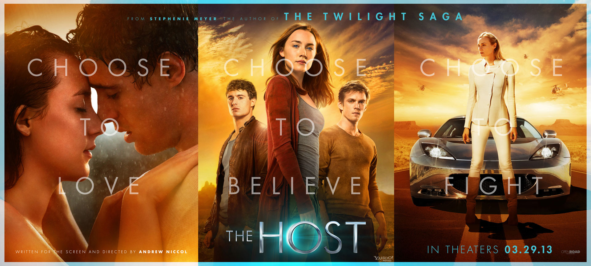 the host 2013 movie review